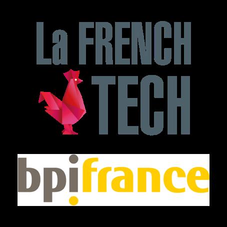 Logo La French Tech BPI France